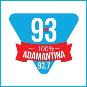 93 FM Adamantina