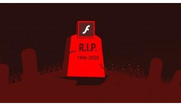 O fim do Flash