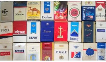 Marcas de nossa infância - Parte I: As coleções de figurinhas e embalagens de cigarros