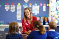 Entre o giz e a lousa – profissão docente