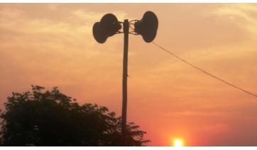 Crônicas de outrora: O Alto Falante – A voz de Adamantina