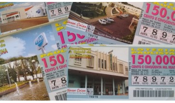 A história de Adamantina através da Loteria Paulista