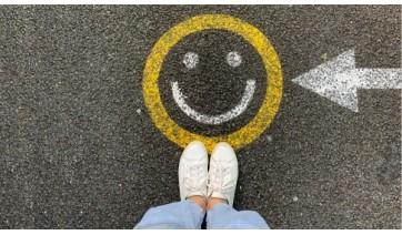 Viver e ser feliz