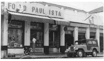 O Foto Paulista e o Artesão do Imaginário de Progresso