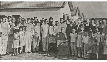 A Sociedade São Vicente de Paulo, Adamantina e sua história