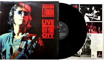 "John Ono Lennon: ""Live in New York City"""
