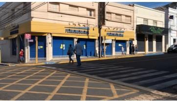 Centro de Adamantina (Foto: Siga Mais).