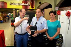 Cocipa: sorteio e entrega de prêmios