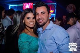 Alex e Ronaldo no Gêmeos Pub