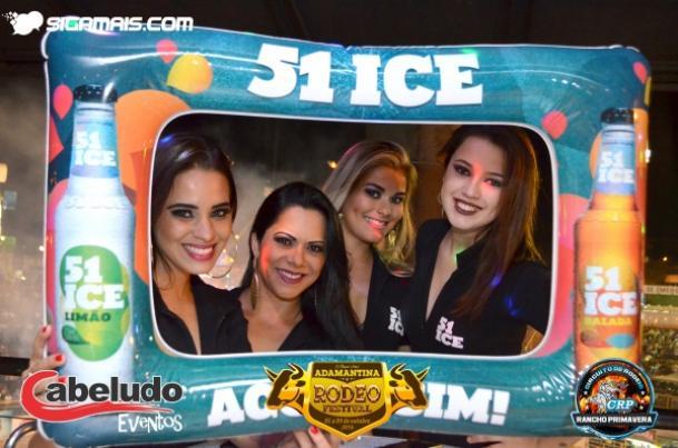 Adamantina Rodeo Festival - 1� Noite
