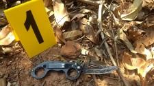 Polícia Civil de Adamantina encontra arma utilizada no crime de feminicídio