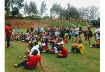 Avaliação realizada em Adamantina selecionou 12 atletas da região (Da Assessoria).