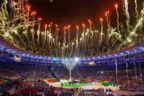 Jogos Ol�mpicos do Rio acabam com chuva, alegria e carnaval
