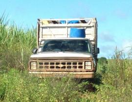 Abatedouro clandestino foi localizado em Emilianopólis (Foto: Cedida/Polícia Ambiental).