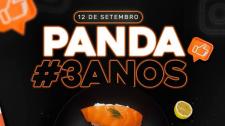 Tio Panda comemora 3 anos com serviço especial neste sábado