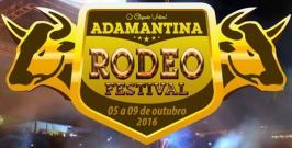 Rodeio em Adamantina tem data: 5 a 9 de outubro