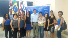 Secretário de Desenvolvimento Social visita região e renova convênios