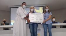 Em solenidade híbrida internacional, Rotary formaliza entrega de equipamentos à Santa Casa