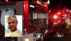 Carro atropela boi em vicinal, mata uma pessoa e fere duas