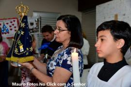 Santas Missões movimentam a comunidade católica da Paróquia de Santo Antônio, em Adamantina (Fotos: No Click com o Senhor).
