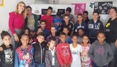 Polícia Civil leva palestra sobre bullyng ao Projeto Asa