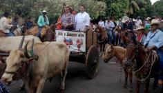 Cavalgada e leilão realizados em Pracinha arrecadam R$ 45 mil para Santa Casa de Adamantina