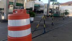 Postos sem combustíveis em Adamantina