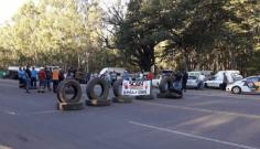 Protestos em rodovias da região entram no terceiro dia