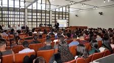 No Fórum, estudantes de Adamantina têm palestras sobre o sistema público de saúde