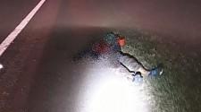 Andarilho morre atropelado por diversos veículos em rodovia
