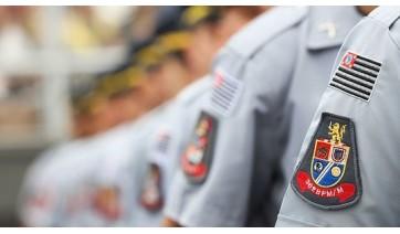 Na Polícia Militar serão incorporados 590 novos soldados de 2° classe (Governo de SP).