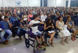Cerimônia do Jaleco foi organizada pelo Centro Acadêmico de Medicina da UniFAI e contou com a presença de autoridades, docentes e centenas de convidados (Fotos: Daniel Torres e Marco Atílio).