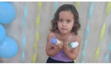 Lucélia: menina de 3 anos morre após contrair meningite
