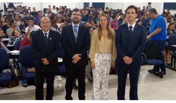 UniFAI e Associação dos Advogados firmam parceria para cursos telepresenciais na área do Direito