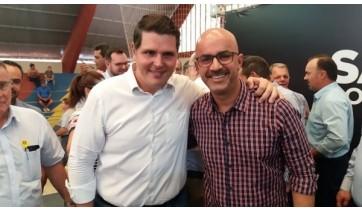 Pela atuação do vereador Acácio Rocha, deputado Cauê Macris destina R$ 200 mil para o Lar dos Velhos