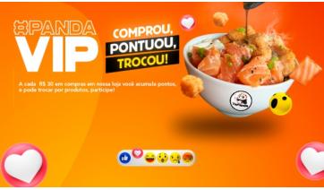 Tio Panda lança clube de benefícios: cliente acumula pontos e troca por recompensas do cardápio
