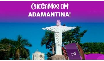 Presente em mais de 300 cidades do país, aplicativo aiqfome chega a Adamantina (Divulgação).