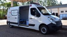 Deputado Cezinha Madureira destina nova ambulância para Adamantina
