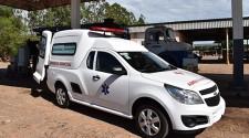 Deputado Reinaldo Alguz destina nova ambulância para Adamantina