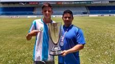 Atleta iniciado em projeto social em Adamantina é vice-campeão do Paulista Sub-13 pelo MAC