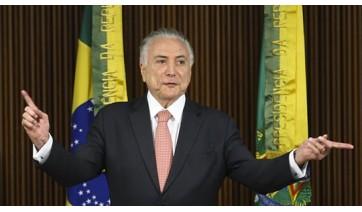 Prisão do ex-presidente Michel Temer ocorreu na manhã desta quinta-feira, em São Paulo (Antônio Cruz/Agência Brasil).
