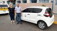 APAE utiliza recursos da Campanha Imposto de Renda do Bem para compra de veículo