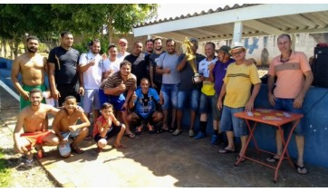 Torneio interno da Usina Branco Peres une futebol e solidariedade