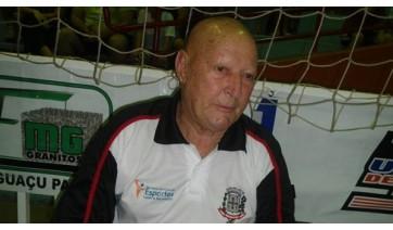 "Morre Bassan, o ""pai do futsal"" na Alta Paulista"