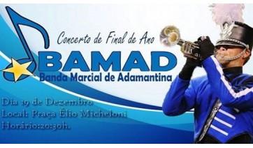 Orquestra de Violas e BAMAD farão apresentações na praça Élio Micheloni