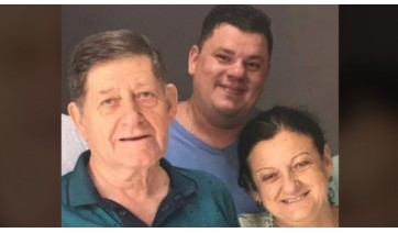 Empresário dracenense, mulher e filho morrem em acidente no Mato Grosso do Sul
