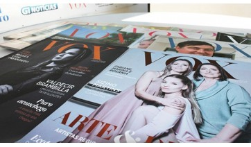 Revista com conteúdo: VOX lança sua nova edição na segunda