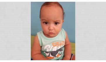 Bebê de 8 meses engasga com papinha em creche, é socorrido, mas não resiste e morre