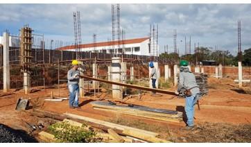UniFAI retoma obras de construção do Bloco V