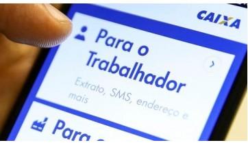 O próprio aplicativo avaliará se o trabalhador cumpre os cerca de dez requisitos exigidos pela lei para o recebimento da renda básica (Foto: Marcelo Camargo/Agência Brasil).